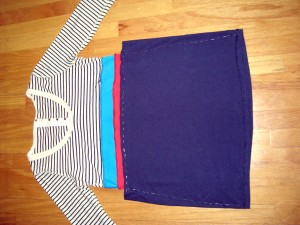 Refashion Runway Week 1 Stripes5
