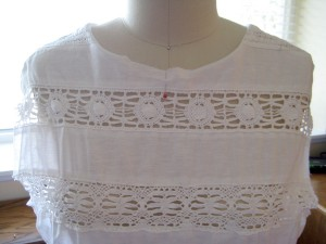 Linen and Lace Refashion05