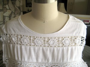 Linen and Lace Refashion06