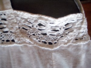 Linen and Lace Refashion11