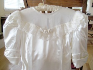 Wedding Dress Refashion08