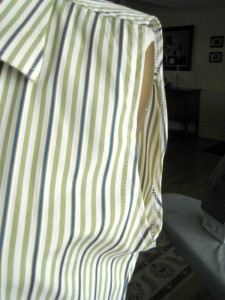 Mens Stripe Shirt Refashion03