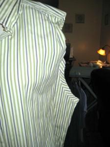 Mens Stripe Shirt Refashion06