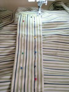 Mens Stripe Shirt Refashion11
