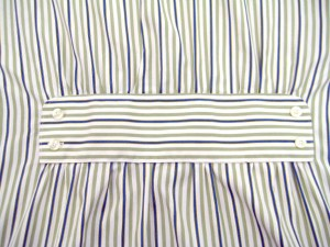 Mens Stripe Shirt Refashion12