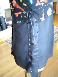 Silk Dress Refashion06
